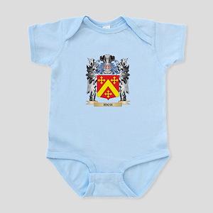 Rich Coat of Arms - Family Crest Body Suit