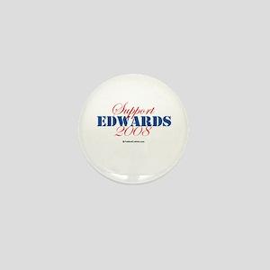 Support Edwards Mini Button