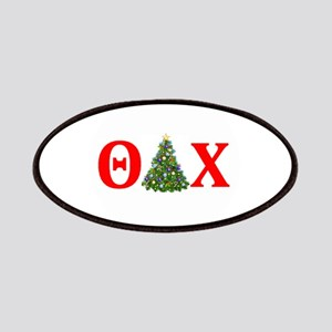 Theta Delta Chi Christmas Patch