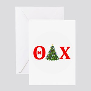 Theta Delta Chi Christmas Greeting Cards