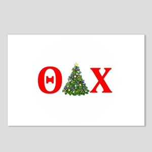 Theta Delta Chi Christmas Postcards (Package of 8)