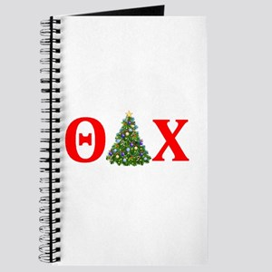 Theta Delta Chi Christmas Journal