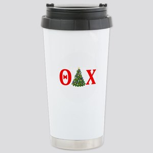 Theta Delta Chi Christmas Travel Mug