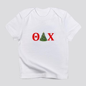 Theta Delta Chi Christmas Infant T-Shirt