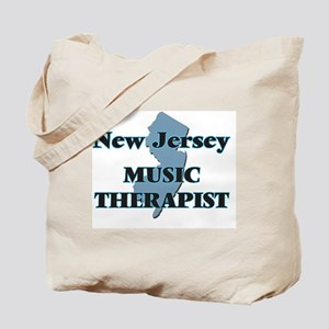 New Jersey Music Therapist Tote Bag