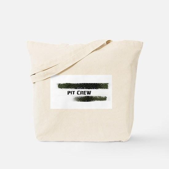 Pit Crew Tote Bag