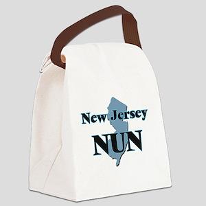 New Jersey Nun Canvas Lunch Bag