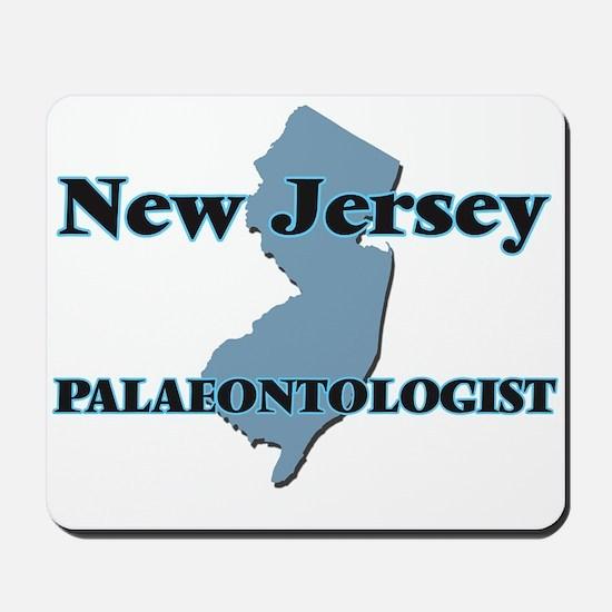 New Jersey Palaeontologist Mousepad