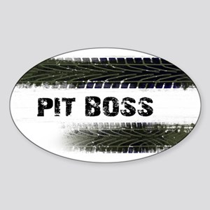 Pit Boss Sticker