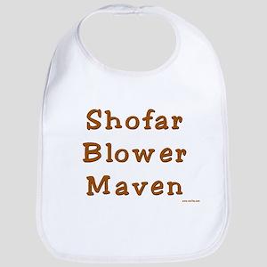 Shofar Blower Maven Bib