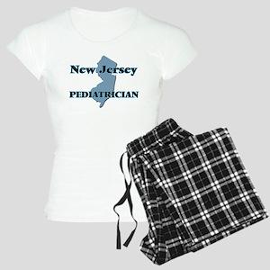 New Jersey Pediatrician Women's Light Pajamas