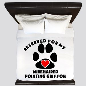 Reserved For My Wirehaired Pointing Griffon King D