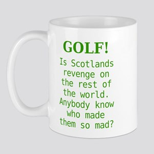 Scotland's Revenge Mug