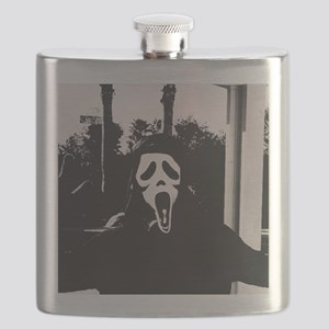 Ghostface Flask
