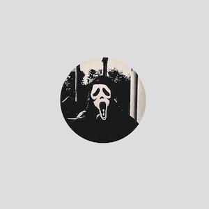 Ghostface Mini Button