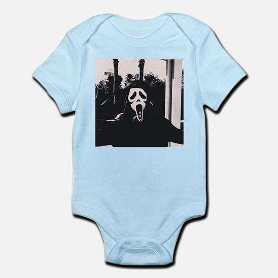 Ghostface Body Suit