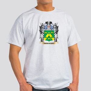 Roberson Coat of Arms - Family Cres T-Shirt