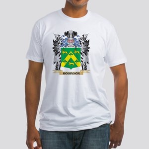 Robinson Coat of Arms - Family Cres T-Shirt