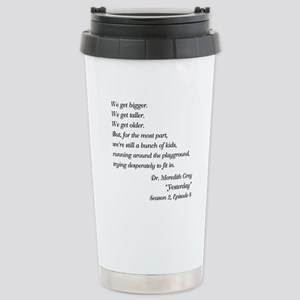 YESTERDAY Travel Mug