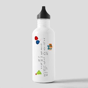 Nerd Birthday2 Stainless Water Bottle 1.0L