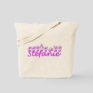 Stefanie Tote Bag