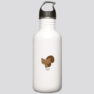 A Little Squirrely Stainless Water Bottle 1.0L