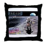 Facade - Acid Banjo Throw Pillow