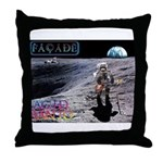 Facade - Acid Banjo Throw Pillow