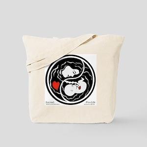 Sacred-Pro-Life TM Tote Bag