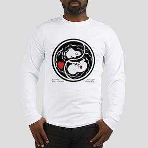 Sacred-Pro-Life TM Long Sleeve T-Shirt