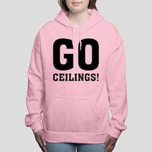 Ceiling Fan Women's Hooded Sweatshirt