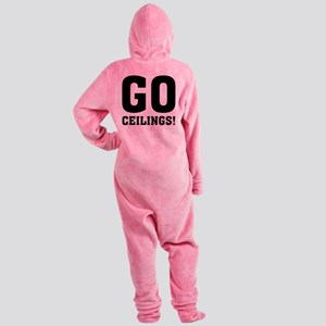 Ceiling Fan Footed Pajamas