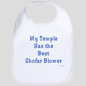 Shofar Blower Bib