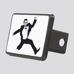 LeapinLincoln Rectangular Hitch Cover