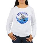 USS HAILEY Women's Long Sleeve T-Shirt