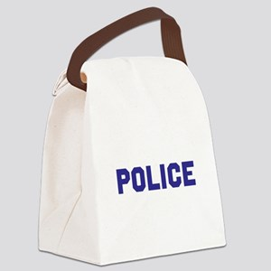 POLICE Canvas Lunch Bag