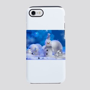 snowman iPhone 8/7 Tough Case