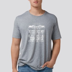 I'd End Up Marrying An Electrician T Shirt T-Shirt