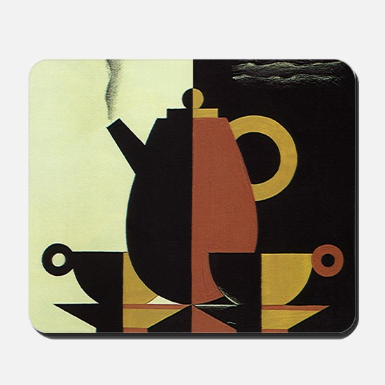 Vintage Coffee Mousepad