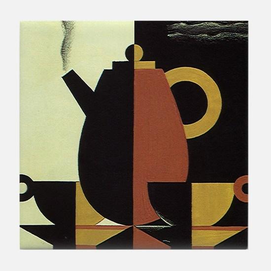 Vintage Coffee Tile Coaster
