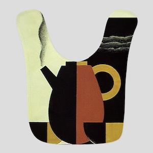 Vintage Coffee Bib