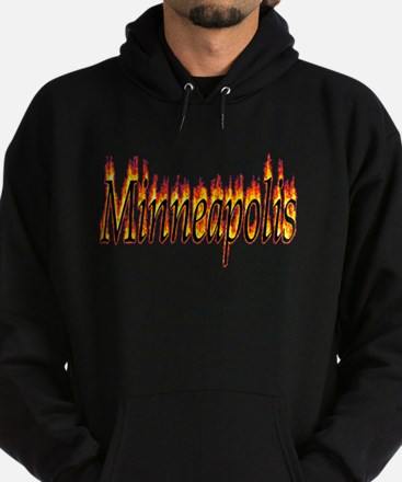 Minneapolis Flame Hoodie