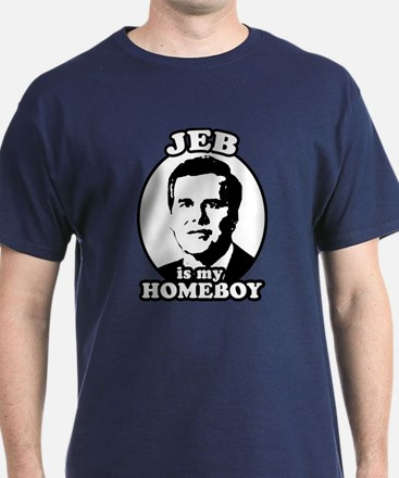Jeb is my homeboy T-Shirt
