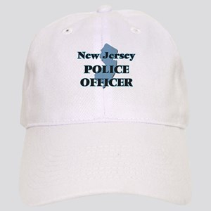 New Jersey Police Officer Cap