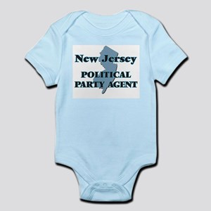 New Jersey Political Party Agent Body Suit