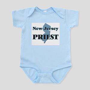New Jersey Priest Body Suit