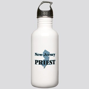 New Jersey Priest Stainless Water Bottle 1.0L