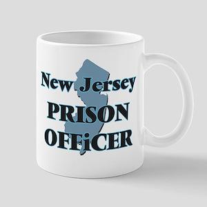New Jersey Prison Officer Mugs