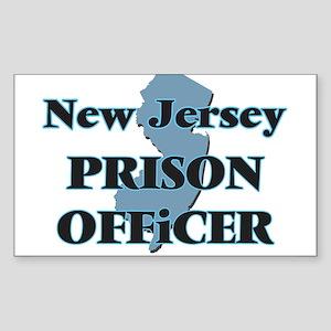 New Jersey Prison Officer Sticker