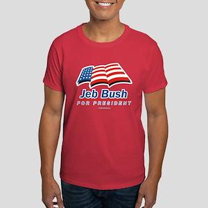 Jeb Bush for President Dark T-Shirt